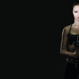 Fitness lifestyle Stock Photo