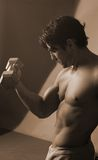 Fitness Male Royalty Free Stock Photos