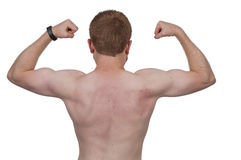 Fitness Man Royalty Free Stock Photos