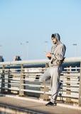 Fitness man Royalty Free Stock Photos