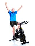 Fitness man. royalty free stock photography