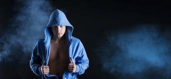 Fitness man Stock Photography