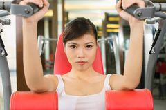 Fitness-minded Stock Photography