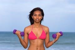 Fitness Model Stock Photos