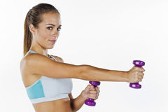 Fitness Model Stock Photography