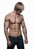 Fitness model Royalty Free Stock Photos