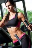 Fitness model. Royalty Free Stock Photos