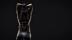 Fitness model Royalty Free Stock Photo