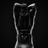 Fitness model Royalty Free Stock Images