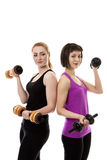 Fitness Models Stock Images