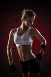 Fitness outfit Royalty Free Stock Image