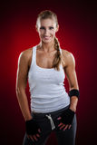 Fitness outfit Royalty Free Stock Photo