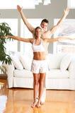 Fitness people Stock Photos