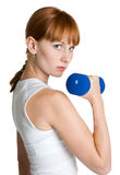 Fitness Person Stock Image