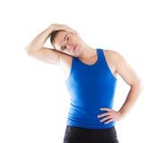 Fitness portrait Stock Photography