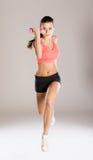 Fitness portrait Stock Photos