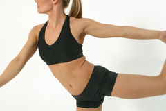 Fitness portraits Stock Photo
