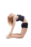 Fitness pose Stock Photos