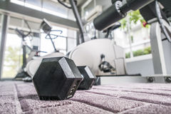 Fitness Room Stock Images