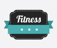 Fitness seal Stock Photos