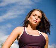 Fitness shoot Royalty Free Stock Image