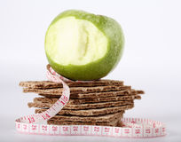 Fitness snack. Healthy snack for fitness and wellness Stock Photo