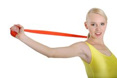 Fitness and sport royalty free stock photos
