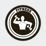 Fitness sport Stock Image