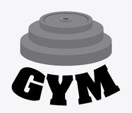 Fitness sport Stock Photography