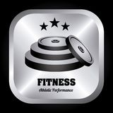 Fitness sport Royalty Free Stock Photography