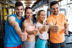 Fitness, sport, exercising and healthy lifestyle concept royalty free stock images