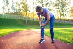 Fitness, sport, exercising and healthy lifestyle concept - young royalty free stock images