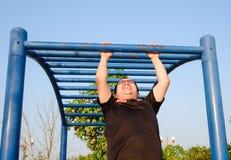 Fitness, sport, oefenings, opleidings en levensstijl concept Stock Foto