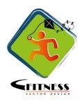Fitness sporten Stock Fotografie