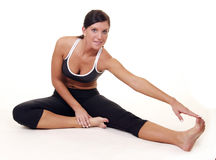 Fitness Stretch Stock Photos