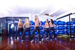 Fitness team Royalty Free Stock Photo