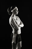 Fitness Teen Royalty Free Stock Photos
