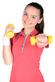 Fitness Teenager Royalty Free Stock Photos