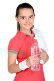 Fitness Teenager Stock Photography