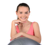 Fitness Teenager Stock Images