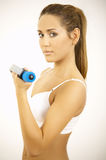 Fitness Time Royalty Free Stock Images