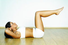 Fitness time Stock Images