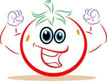 Fitness tomato Royalty Free Stock Photo
