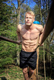 Fitness trail Royalty Free Stock Photography