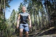 Fitness trail Stock Photos