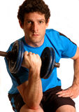 Fitness Trainer Stock Image