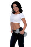 Fitness Trainer Royalty Free Stock Images