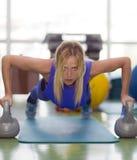 Fitness trainer Stock Photos