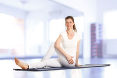 Fitness trainer Stock Photos