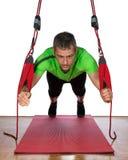 Fitness training Royalty Free Stock Photo